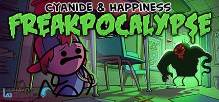 دانلود بازی Cyanide and Happiness Freakpocalypse برای کامپیوتر – نسخه SKIDROW