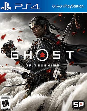 دانلود نسخه هکشده بازی Ghost of Tsushima برای PS4 – ریلیز DUPLEX