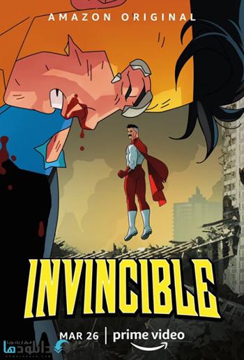 انیمیشن-Invincible-2021