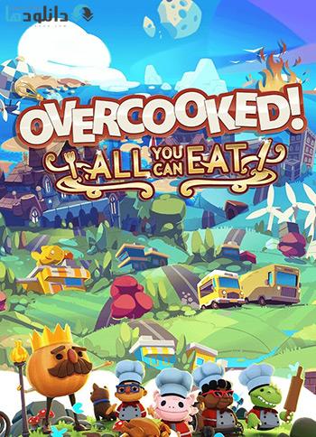 دانلود-بازی-Overcooked-All-You-Can-Eat