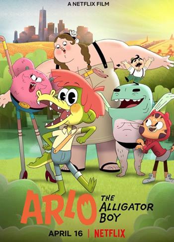 دانلود-انیمیشن-Arlo-the-Alligator-Boy