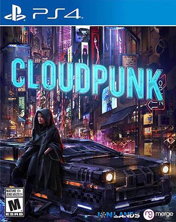 دانلود بازی Cloudpunk v1.01 برای PS4 – نسخه هکشده UNLiMiTED