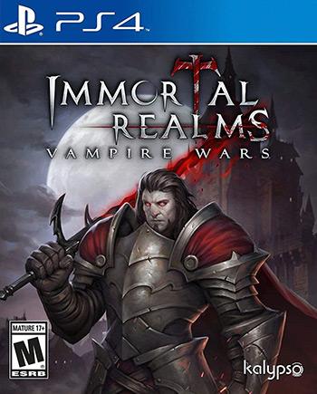 دانلود بازی Immortal Realms Vampire Wars برای PS4 – نسخه DUPLEX