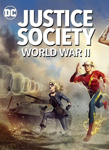انیمیشن-Justice-Society-World-War-II