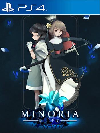 دانلود نسخه هکشده بازی Minoria برای PS4 – بههمراه بکپورت
