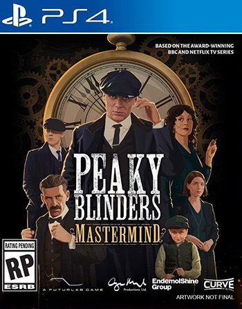 دانلود بازی Peaky Blinders Mastermind برای PS4 – نسخه UNLiMiTED