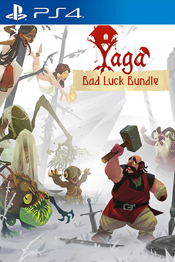 دانلود بازی Yaga v1.03 برای PS4 – نسخه هکشده Opoisso893