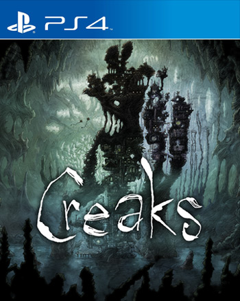 دانلود نسخه هکشده بازی Creaks v1.01 برای PS4