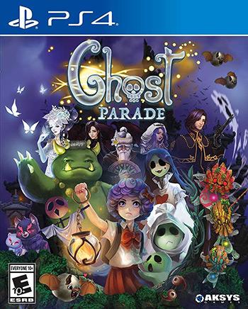 دانلود-بازی-Ghost-Parade