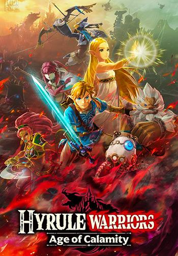 دانلود بازی Hyrule Warriors Age Of Calamity برای کامپیوتر – نسخه FitGirl