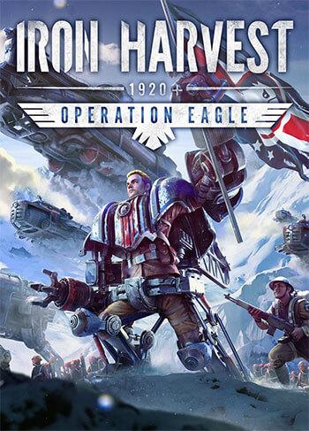 دانلود کرک نهایی بازی Iron Harvest Operation Eagle