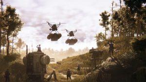 تصاویر-بازی-Iron-Harvest-Operation-Eagle-DLC