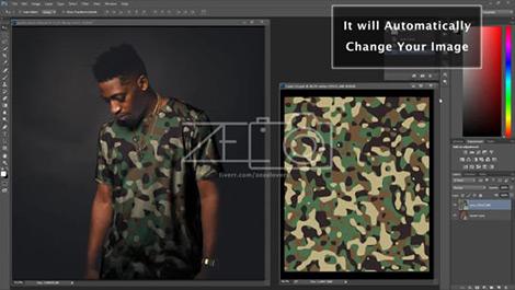 فیلم-آموزش-Make-your-own-designs-on-Photoshop