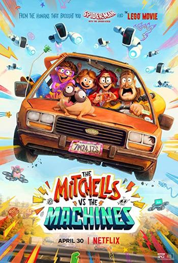 انیمیشن-The-Mitchells-vs-the-Machines-2021
