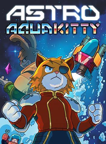 دانلود-بازی-ASTRO-AQUA-KITTY