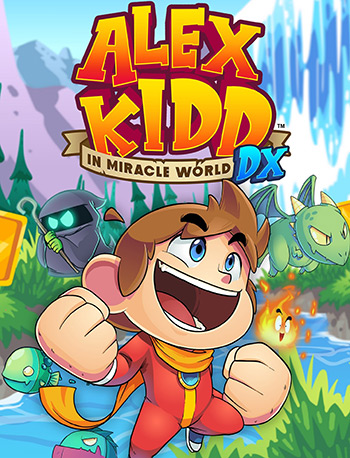 دانلود-بازی-Alex-Kidd-in-Miracle-World-DX