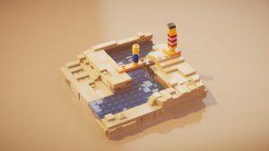 لعبة الصور- LEGO-Builders-Journey
