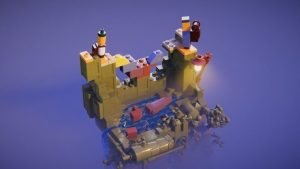 تصاویر-بازی-LEGO-Builders-Journey