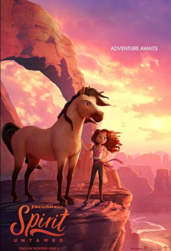 انیمیشن-Spirit-Untamed-2021
