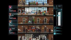 لعبة الصور- Highrisers