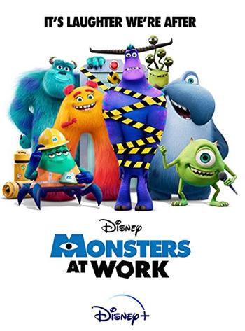 انیمیشن-Monsters-at-Work