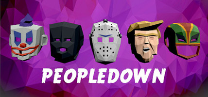 تحميل لعبة PEOPLEDOWN