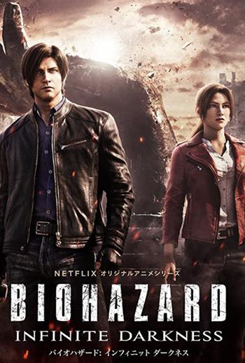 انیمیشن-Resident-Evil-Infinite-Darkness