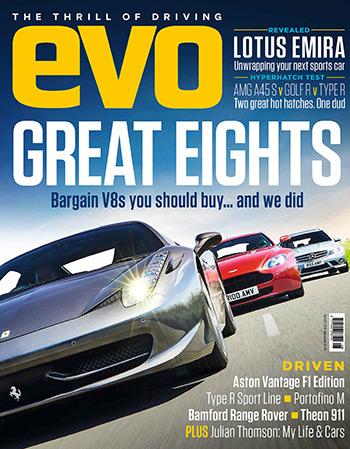 دانلود مجله evo UK – آگوست ۲۰۲۱