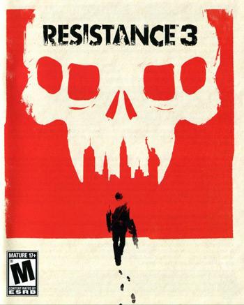 دانلود بازی Resistance 3 v1.05 برای کامپیوتر – نسخه فشرده FitGirl