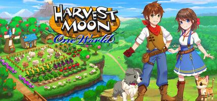 دانلود-بازی-Harvest-Moon-One-World