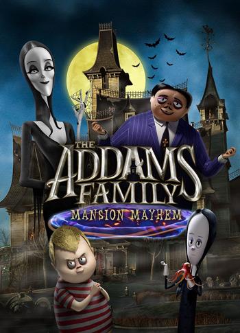 دانلود-بازی-The-Addams-Family-Mansion-Mayhem